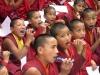 monks-brushing