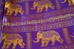 Elephant Tablecloth or Tapestry - suggested donation, $100.00